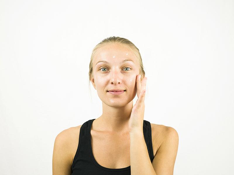 с чего начинать макияж для лица