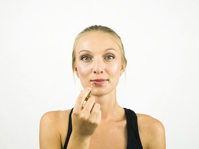 как начать макияж