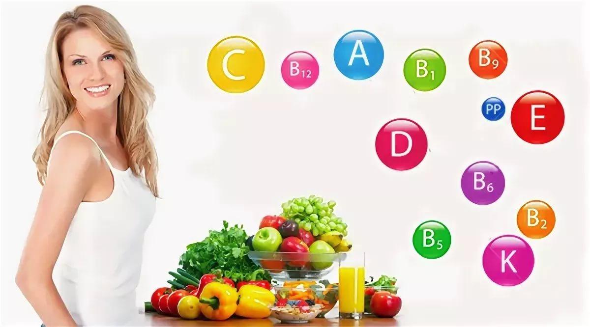 витамины от усталости женщин