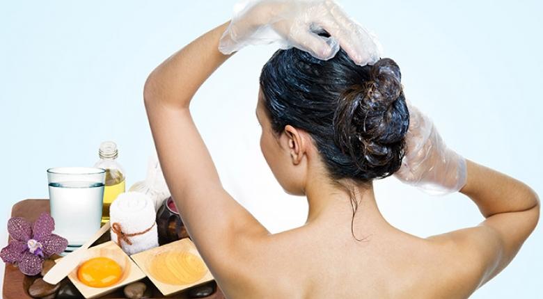 Маска для волос в домашних условиях