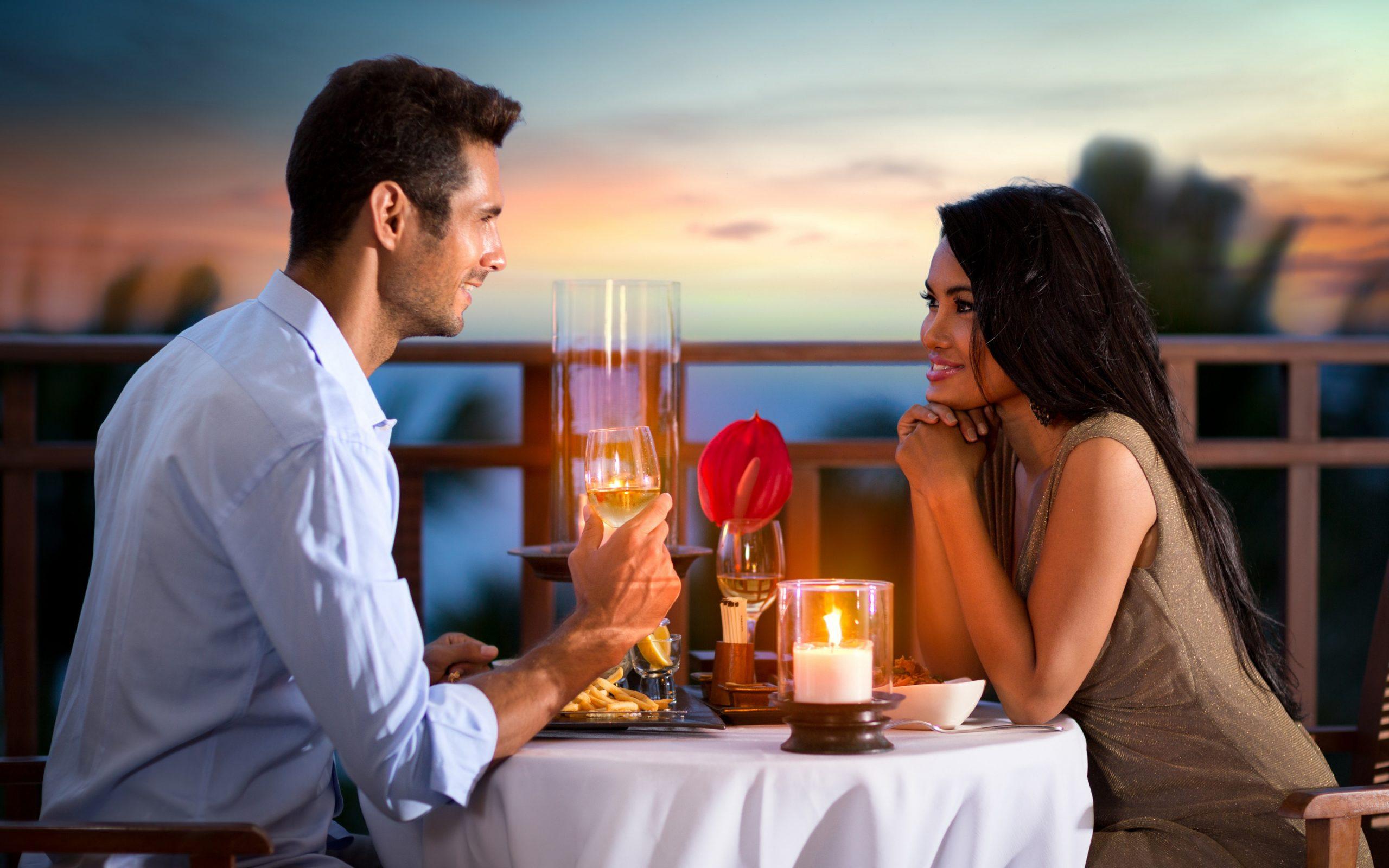 романтика для мужчины