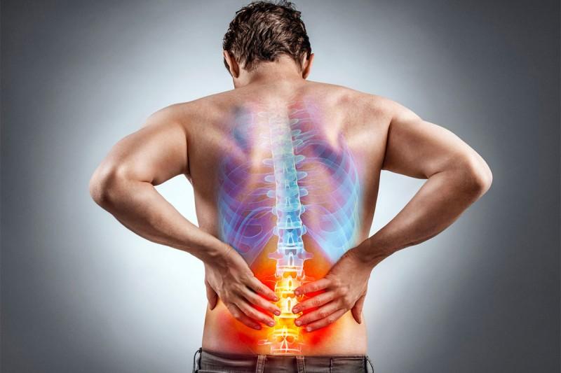 экстренная помощь при болях в спине