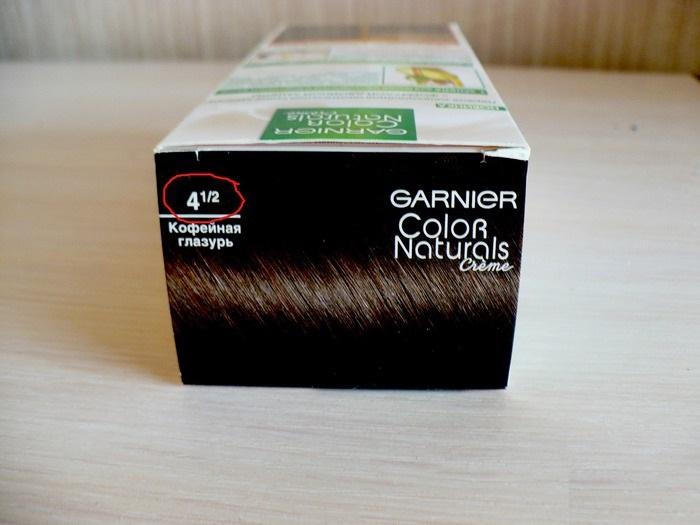оттенки для волос