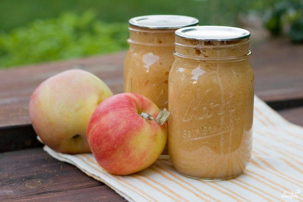 заготовки яблоки с хреном