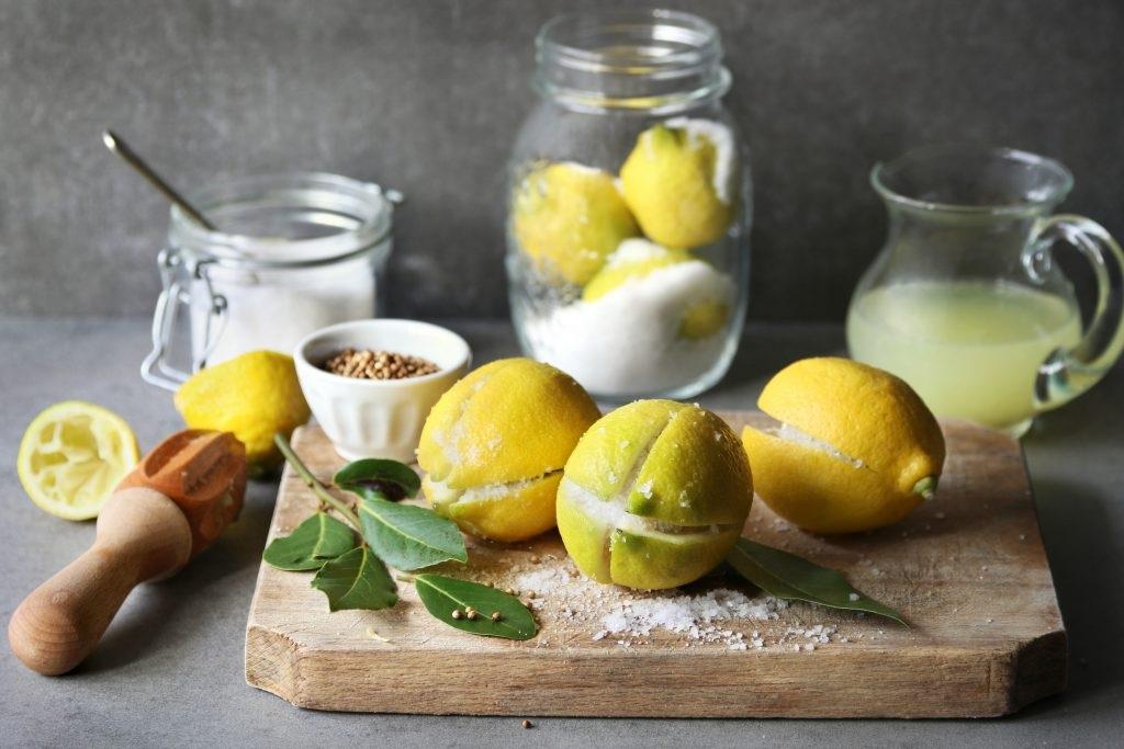 соленые лимоны интересные рецепты заготовок на зиму