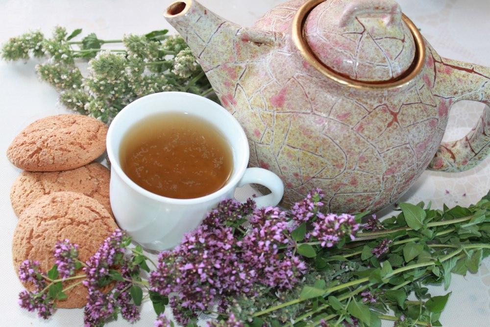 травяные сборы чаев