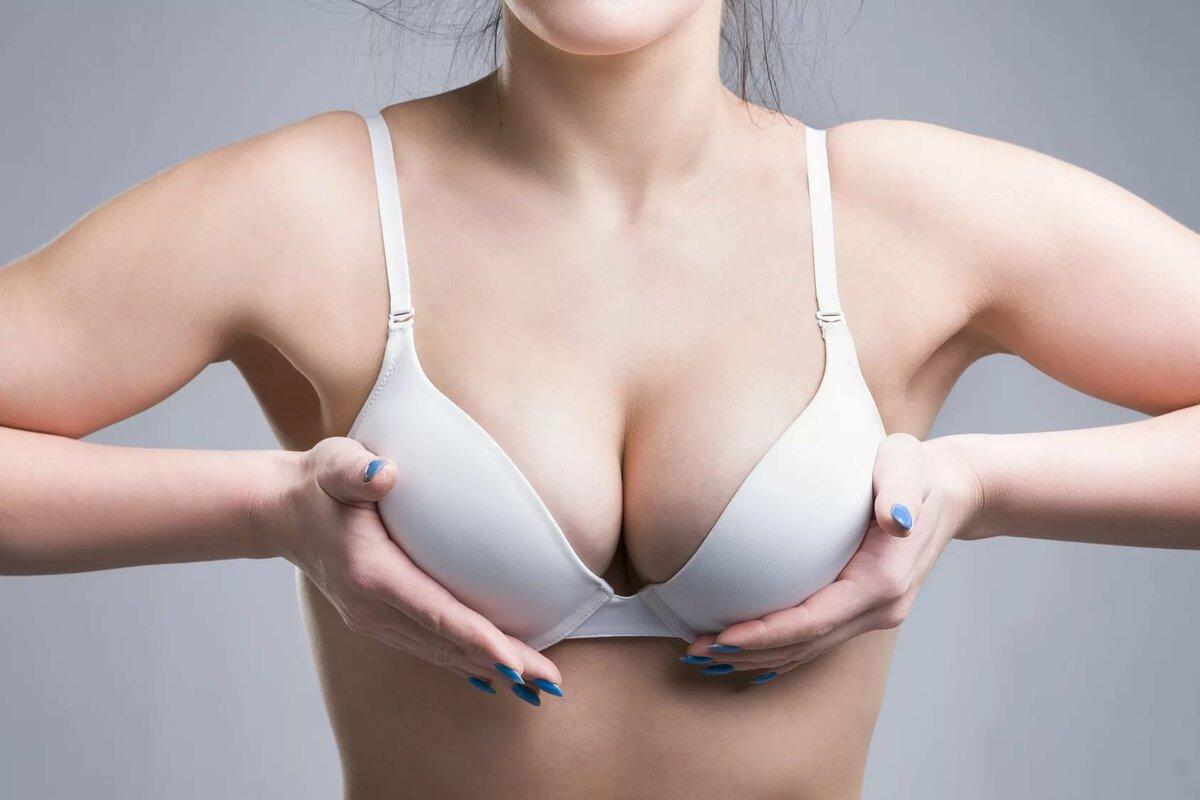 подтянуть грудь женщине
