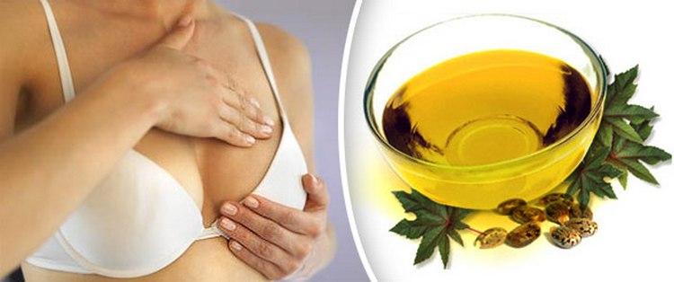 как подтянуть грудь женщине маслами