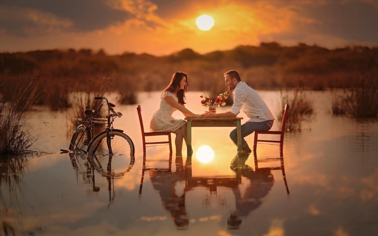романтическая любовь страсть