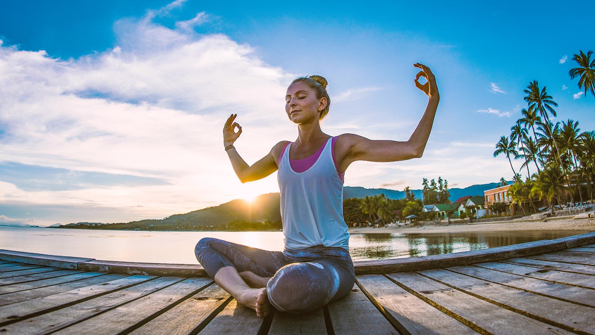 медитация цигун массаж