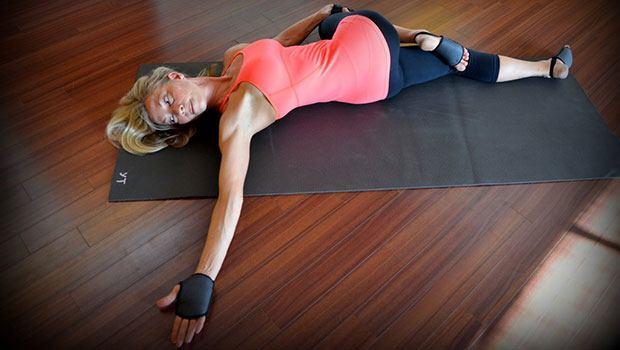 поза йоги спинной изгиб