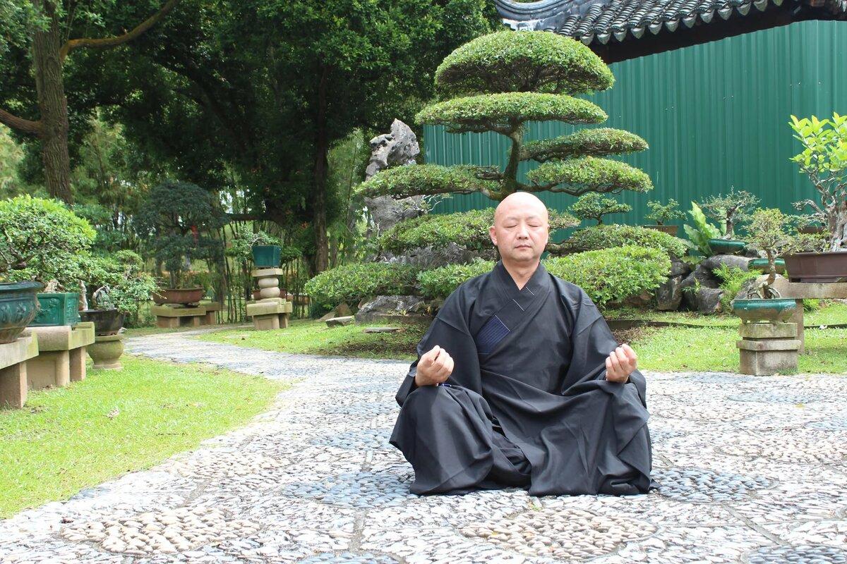 легкая медитация
