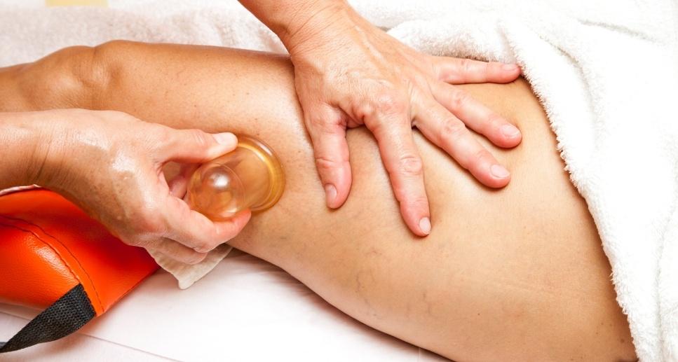 медовый баночный массаж от целлюлита
