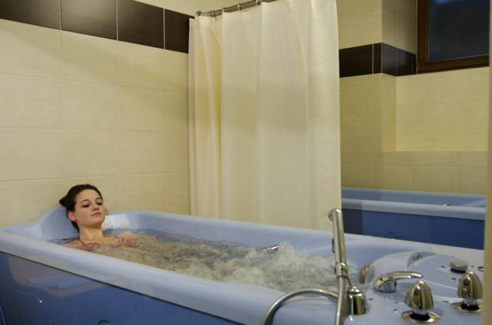жемчужные ванны