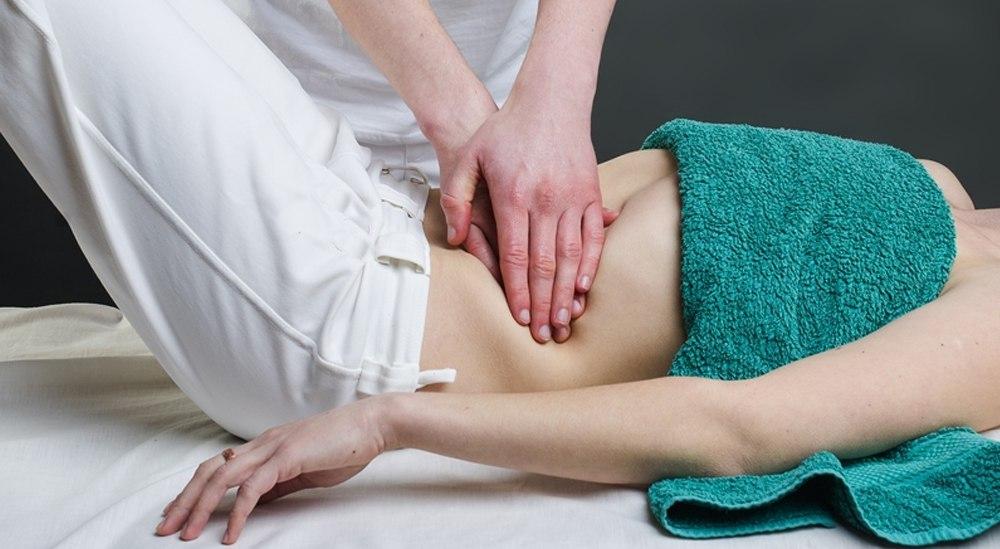 Что это висцеральный массаж