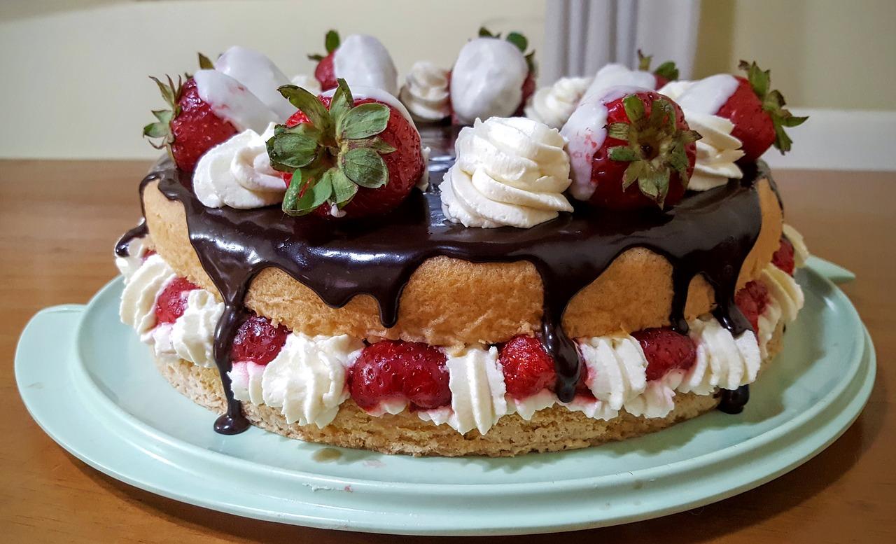 как сделать рецепты бисквитных тортов