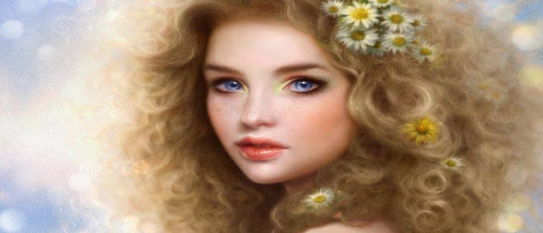 Красота женщинв