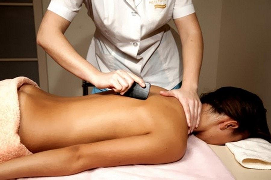 массаж гуаша для тела