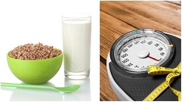 диета на гречке с кефиром похудеть на 12 кг