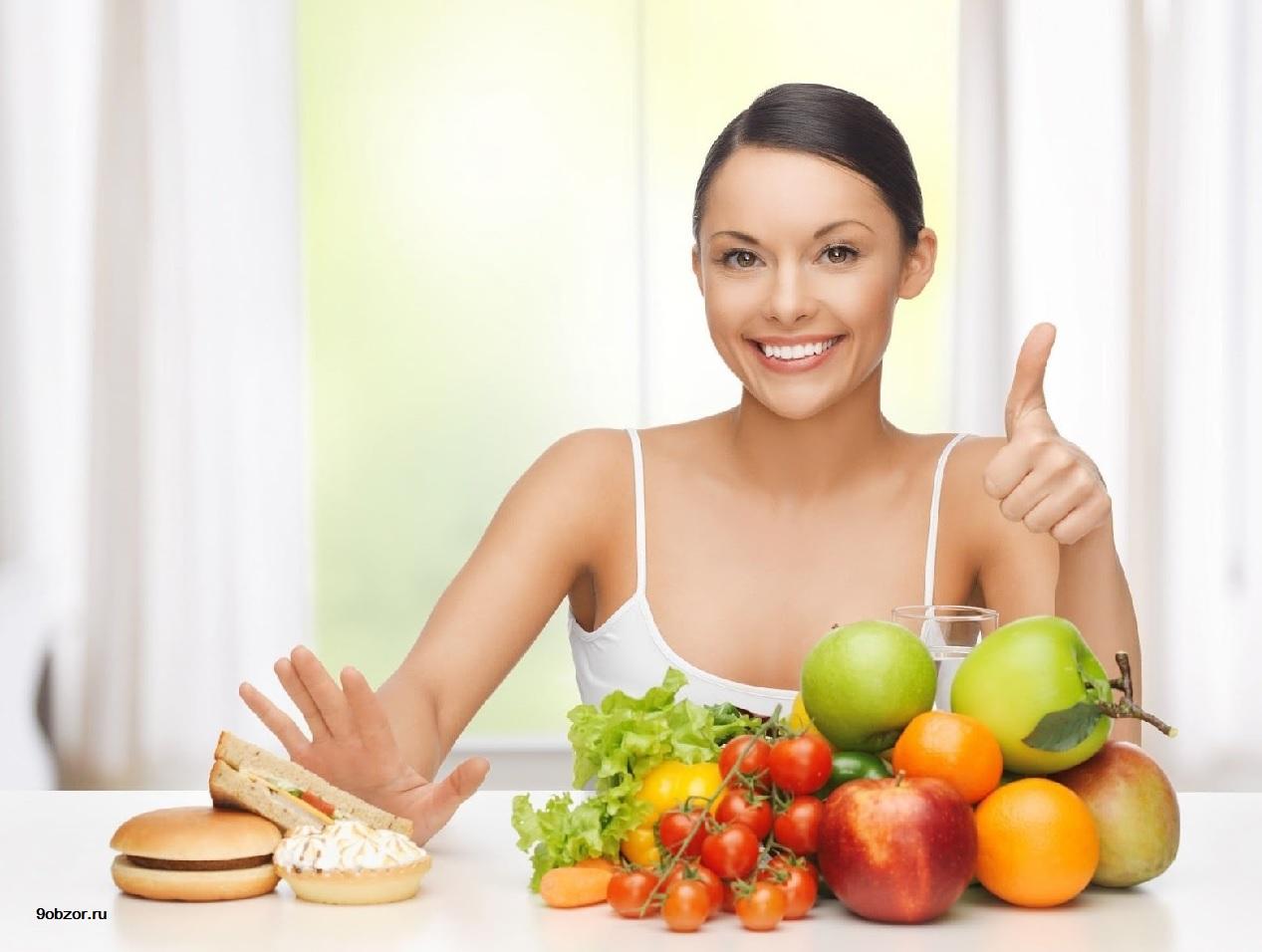 что можно есть для похудения на диете