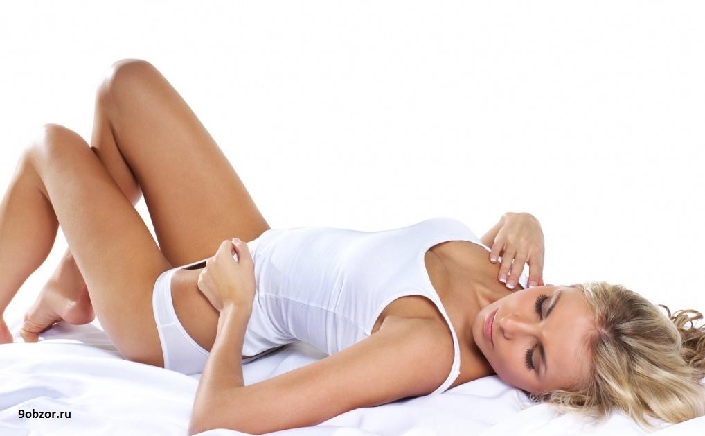 тренировка интимных женских мышц
