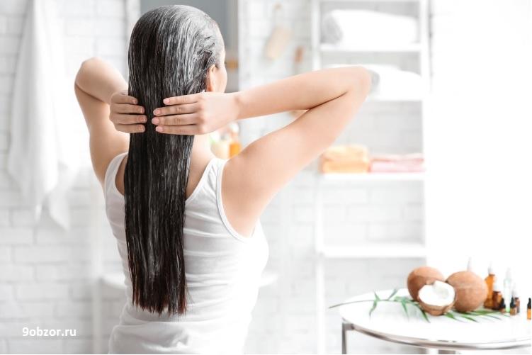 как волосы сделать густыми и толстыми