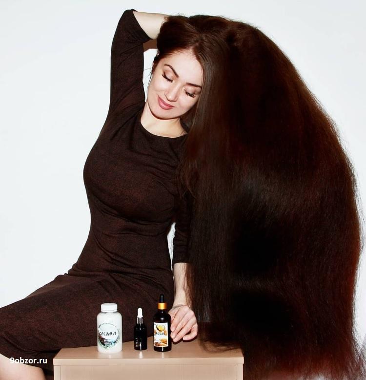 как сделать волосы густыми
