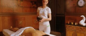 массаж боди для женщины