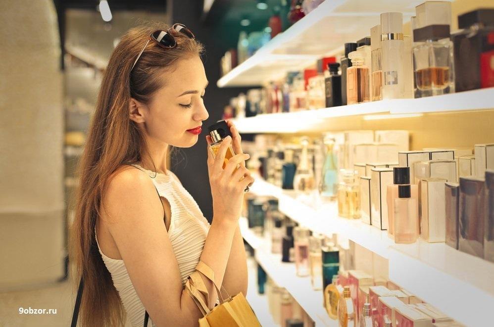 модные ароматы для женщин