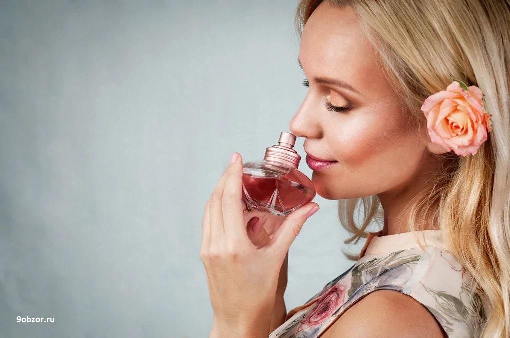 ароматы духов для женщин