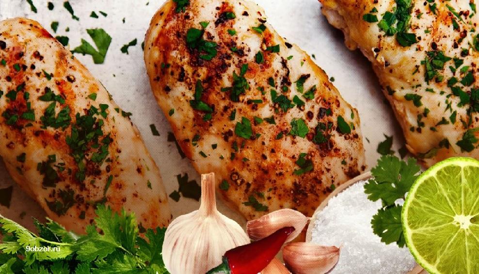 фаршированная куриная грудка