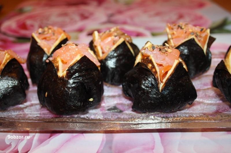 дзакуро-суши