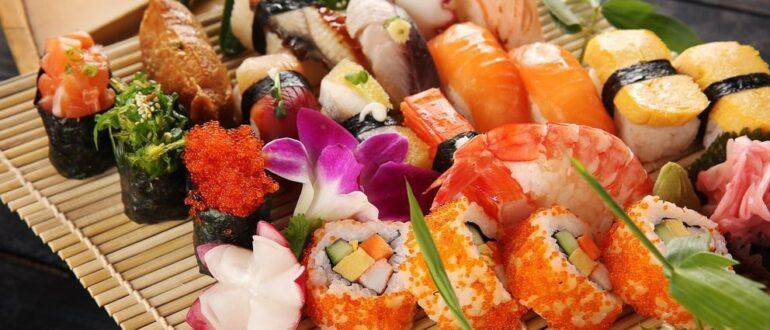 как приготовить суши самому дома