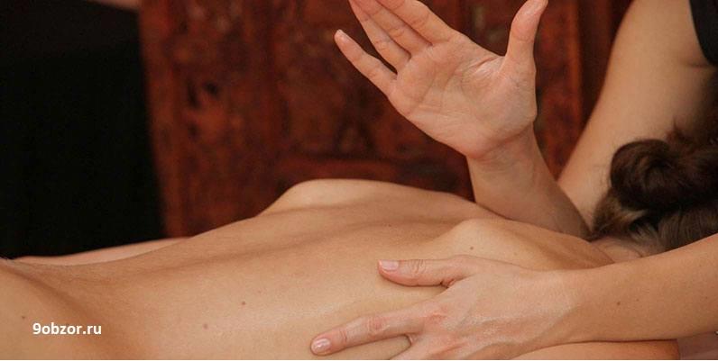 массаж ломи-ломи