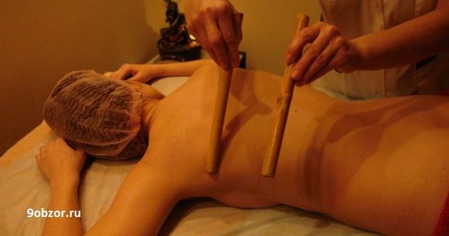 гавайский массаж