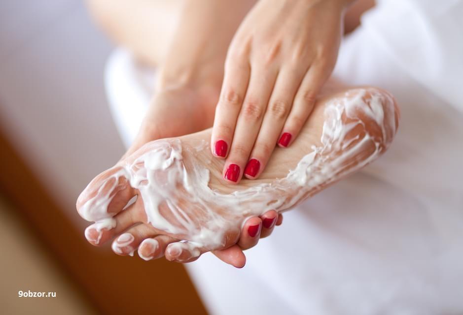 уход за кожей ног в домашних условиях рецепты