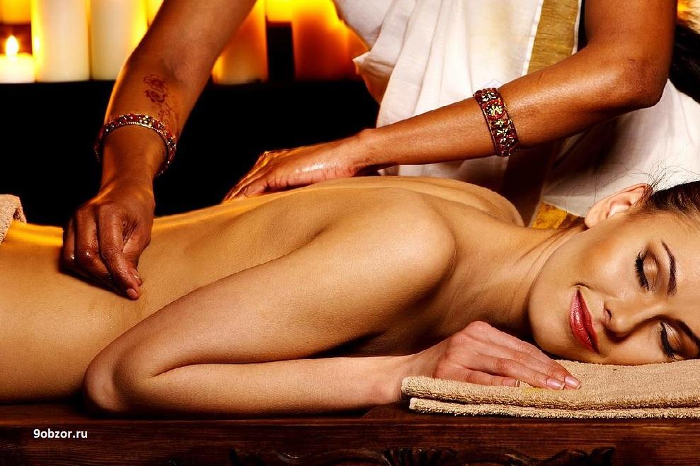 Аюрведический массаж что это понятие