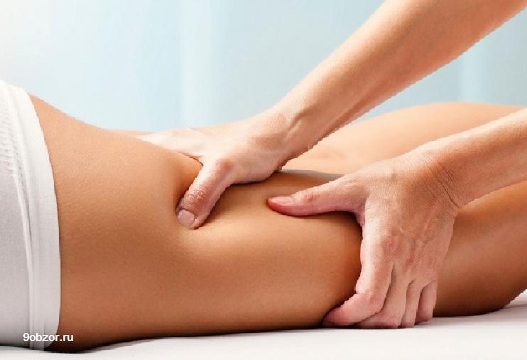 для чего лимфодренажный массаж