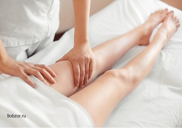 правила лимфодренажного массажа